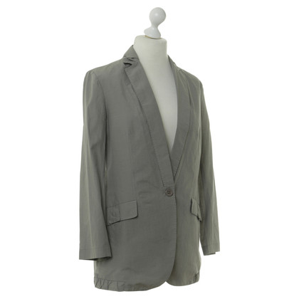 Brunello Cucinelli Grey Blazer