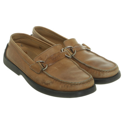 Tod's Slippers in light brown