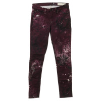 Rag & Bone Trousers with print