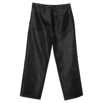 Jil Sander Pants with honeycomb pattern