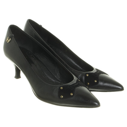 Aigner Pumps in Schwarz