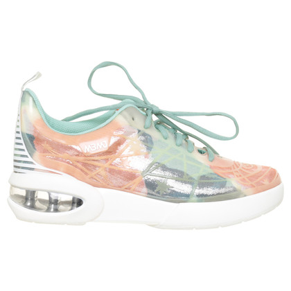 Marc by Marc Jacobs Sneaker with metallic yarn