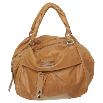 Marc by Marc Jacobs Leren tas met LabelTag
