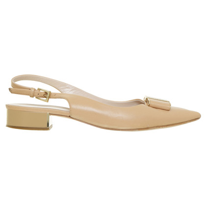Baldinini Slingbacks in Nude