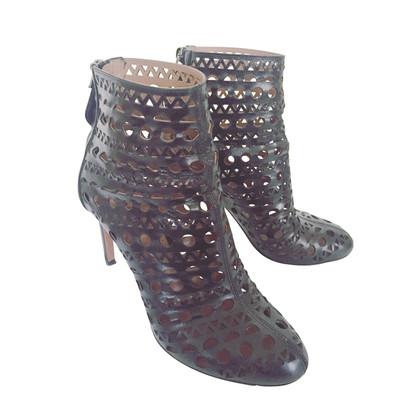 Alaïa Stivali alla caviglia