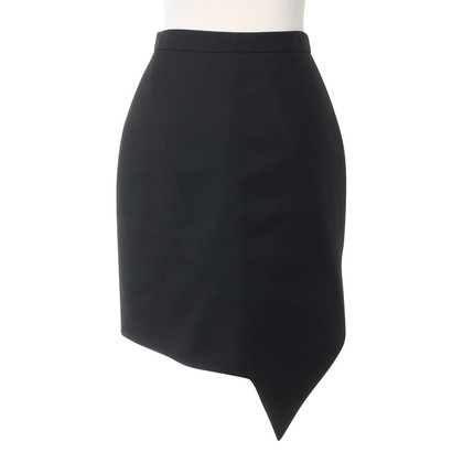 Saint Laurent skirt in black