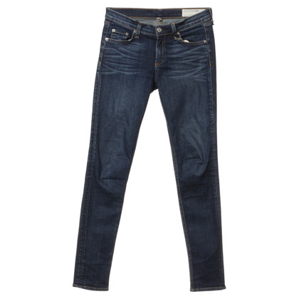 Rag & Bone Jeans in dark blue