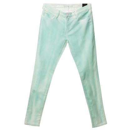 Calvin Klein Jeans in mint Green