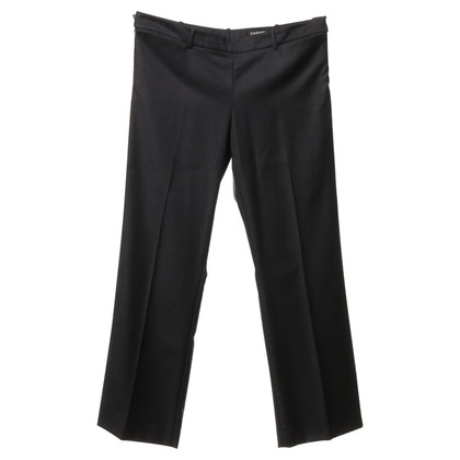 Chanel Pantaloni in antracite