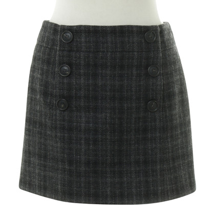 Comptoir des Cotonniers skirt with wool