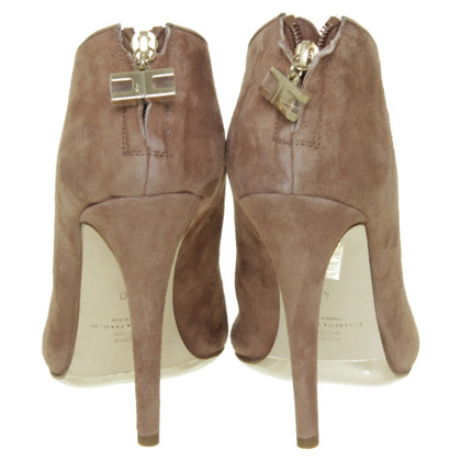Elisabetta Franchi Ankle boot with Peeptoe moment
