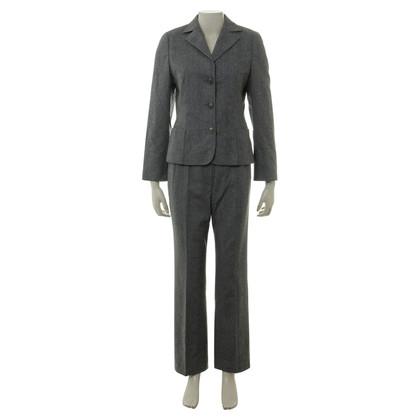 Akris Pantalone tuta di lana