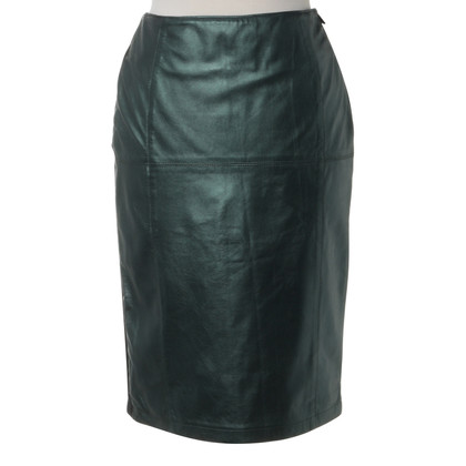 Max & Co skirt leather