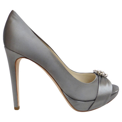 Christian Dior Peep-toes in grey