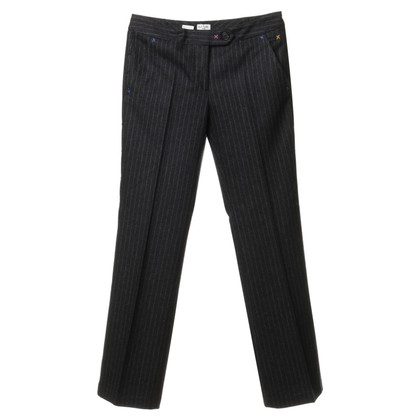 Paul Smith Hose mit Nadelstreifen