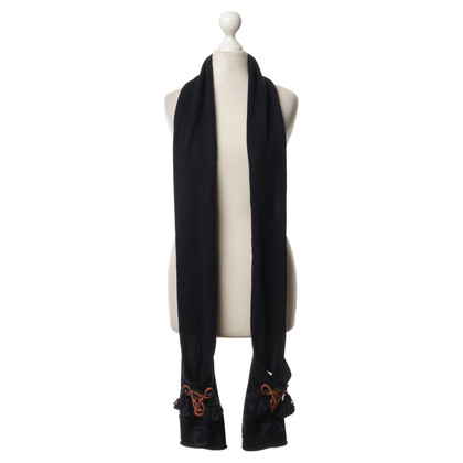 3.1 Phillip Lim Scarf in dark blue