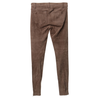 Closed Pants in suede
