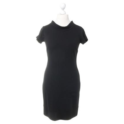 Piu & Piu Schede jurk in zwart