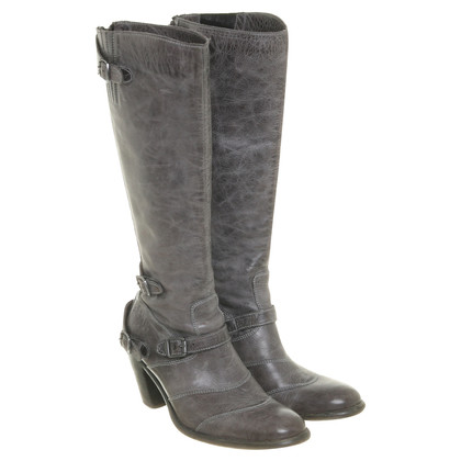 "Belstaff Boots ""Trialmaster"" in grey"