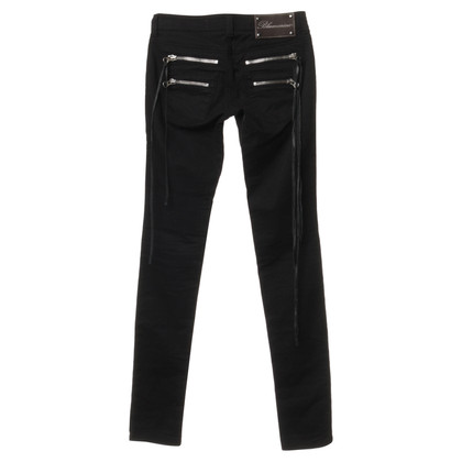 Blumarine Jeans in black