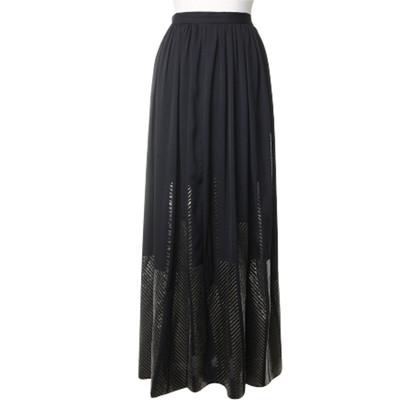 By Malene Birger Maxi skirt with sequins