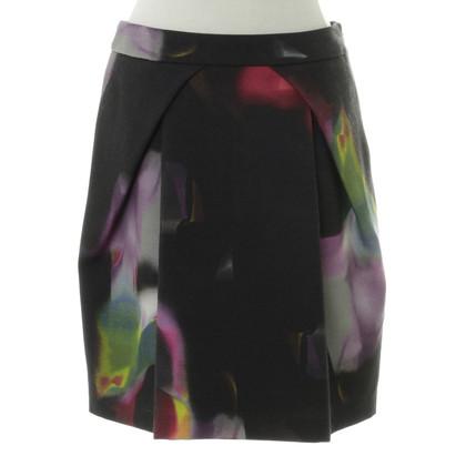 Moschino Cheap and Chic skirt pattern