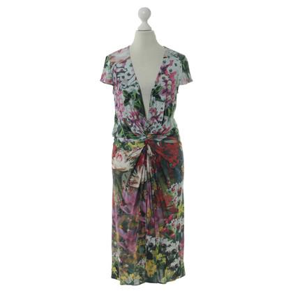 Issa Kleid mit floralem Print