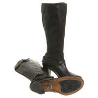 Belstaff Boots in Brown