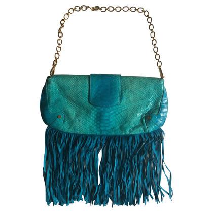 Escada Exotic leather handbag