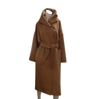 Max Mara Wrap coat in beige