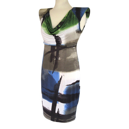 Piu & Piu Print jurk