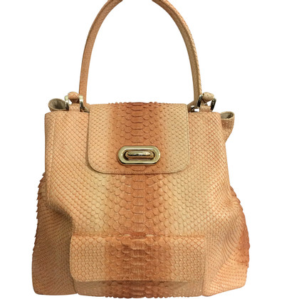 Other Designer Proy Design Wien - Python leather bag