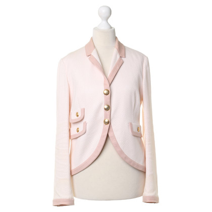 Red Valentino Blazer in Rosé