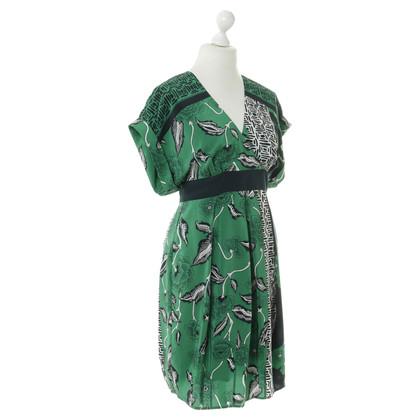 Tibi Kleid mit Print