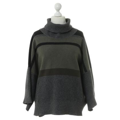 Stella McCartney Turtleneck Sweater with stripes