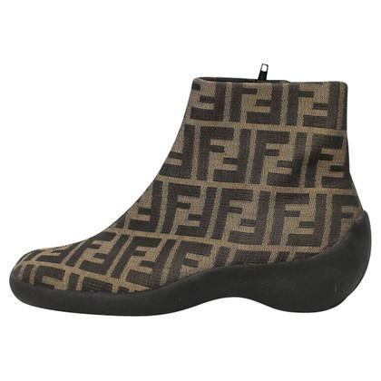 Fendi Stivali alla caviglia
