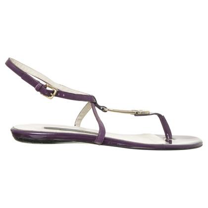 Ferre Nice slide purple