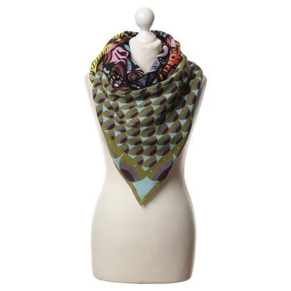 Louis Vuitton Silk scarf print