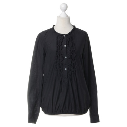 Maison Scotch Blouse met franje