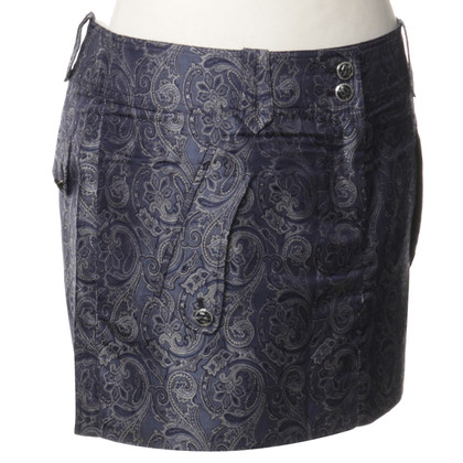 Balenciaga skirt with Paisley pattern