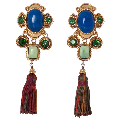 Christian Lacroix Clip on earrings