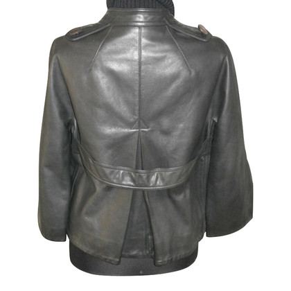 3.1 Phillip Lim Leather jacket in black