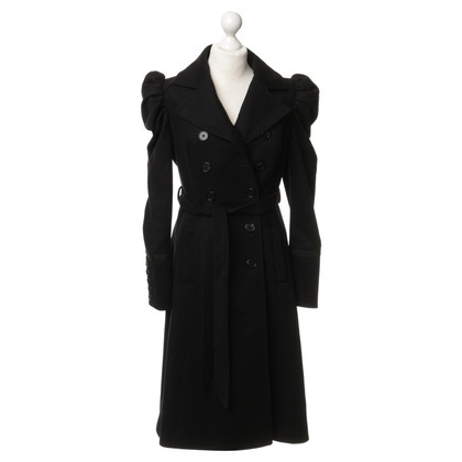 Juicy Couture Cappotto nero