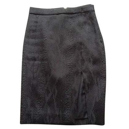 Altuzarra skirt with python relief