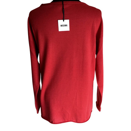 Moschino Cheap and Chic Shirt in Rot