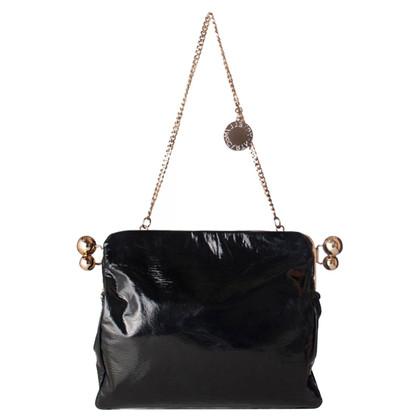Stella McCartney Clutch in patent leather