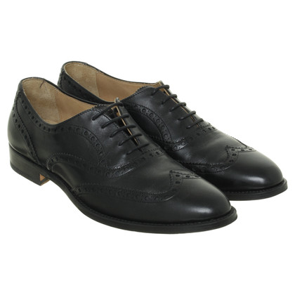 Andere Marke Shoepassion - Oxford-Schuh in Schwarz