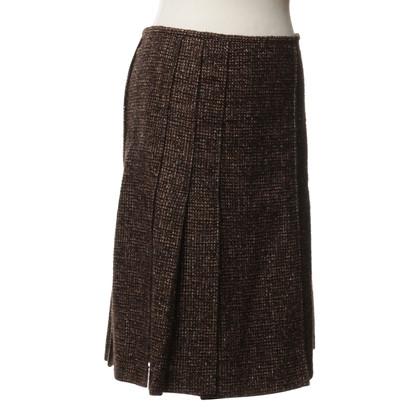 Gunex skirt Brown
