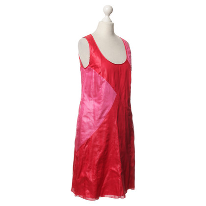 JOOP! Dress in red and pink