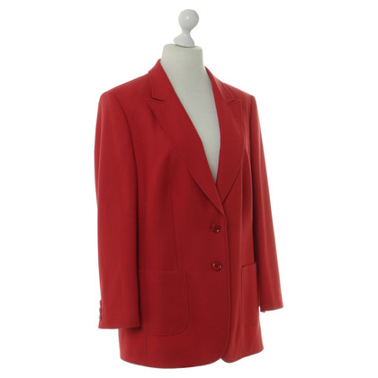 Basler Blazer in Cherry Red